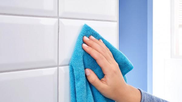 hukk schwenkbarer Handtuchhalter fürs Bad oder Gäste WC