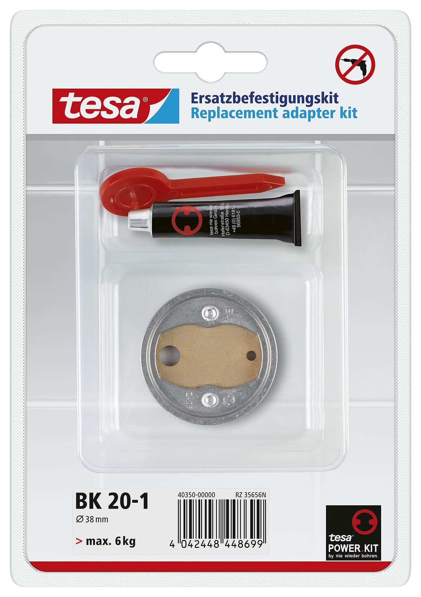 Vorschau Befestigungskit BK20 1 Mit Zamakring Adapter