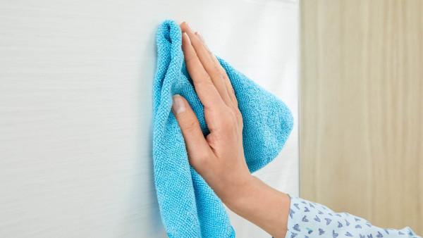 SMOOZ hochglanzverchromte Handtuchstange 60 cm