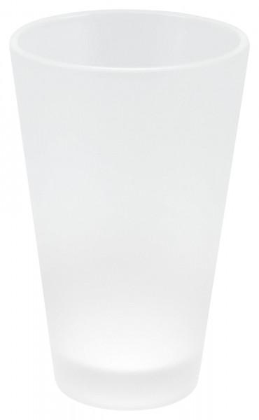 KLAAM Zahnputzbecher Ersatzglas in konischem Design