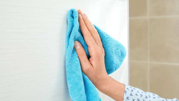 draad Duschkorb zum Einhängen in sechseckiger Form