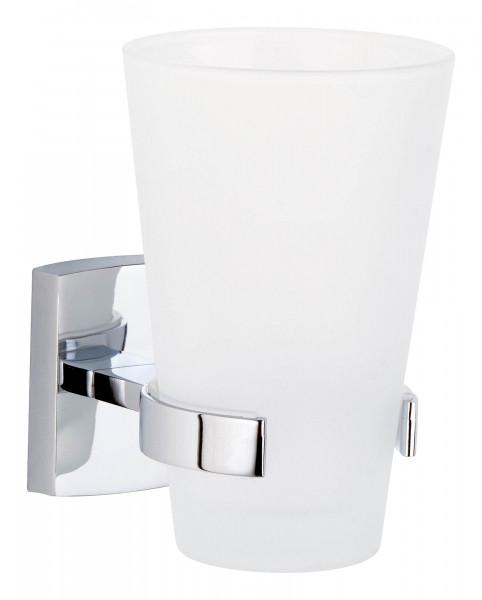 KLAAM Zahnbürstenhalter aus Glas