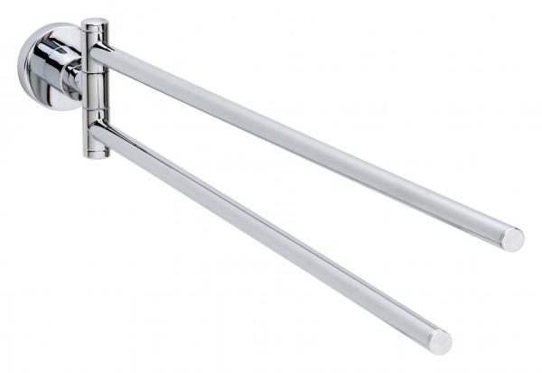 LOXX schwenkbarer Handtuchhalter in 50 cm Länge