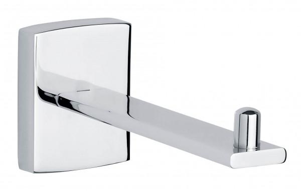 KLAAM hochglanzverchromter Ersatzrollenhalter fürs WC