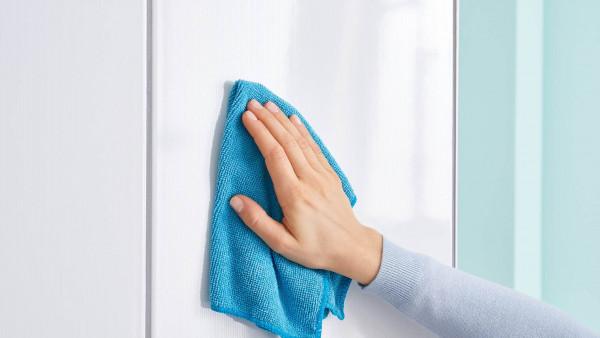 LOXX hochglanzverchromter Handtuchring