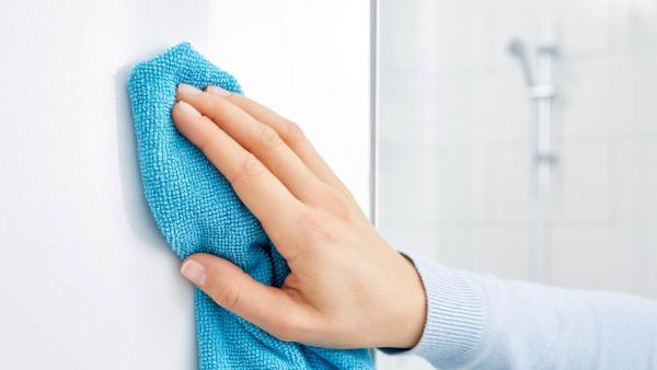 SPAA Duschset mit Kopfbrause, Stange und Schlauch
