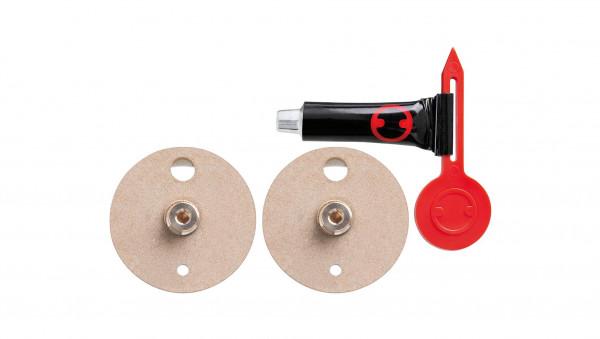 Adapter Kit BK151-2, Doppel-Ersatzadapter, Innengewinde