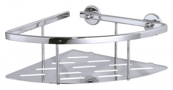 ALUXX Design Duschablage hochglanzverchromt